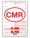 Internationell fraktsedel CMR (english & dansk)