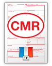 Internationell fraktsedel CMR (english & français)