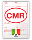 Internationell fraktsedel CMR (english & italiano)